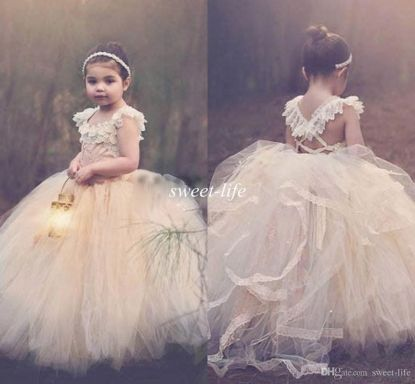 Cute bridesmaid dresses for little girls ideas 25
